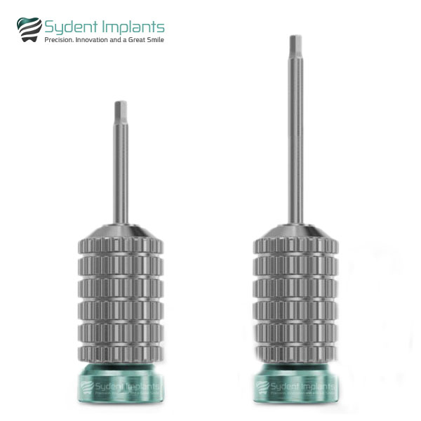 Hand Hex Driver 1.25mm For Dental Implant